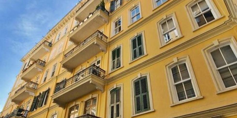 """Mois Gabay: """"İstanbul Apartmanları"""""""