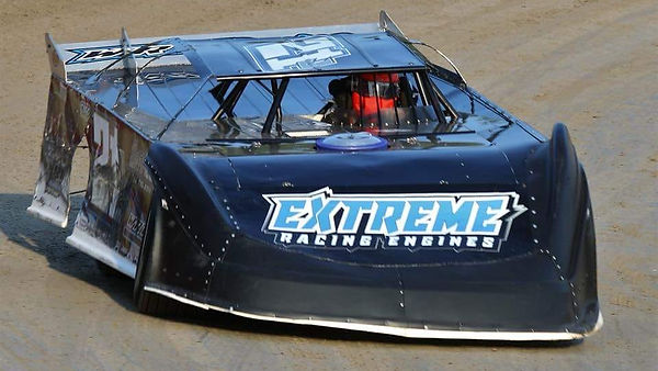 Extreme Racing Late Model Car