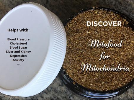 Mitochondria Food