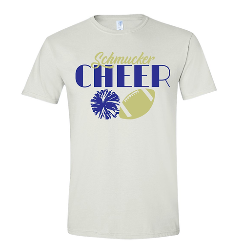 SMS CHEER - Gildan T-Shirt