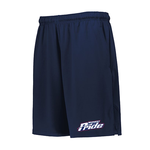 RUSSELL TEAM DRIVEN COACHES SHORTS