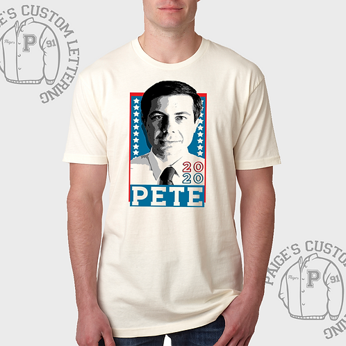 Pete For President T-Shirt