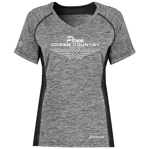 HOLLOWAY LADIES ELECTRIFY COOLCORE® TEE