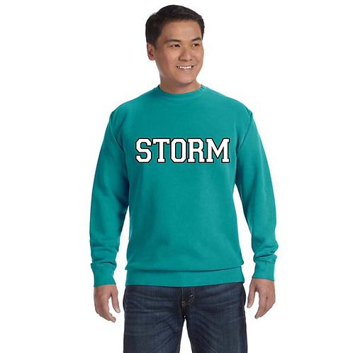 HS Comfort Colors Adult Crewneck Sweatshirt