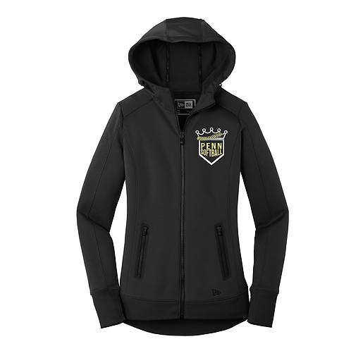 New Era ® Ladies Venue Fleece Full-Zip Hoodie