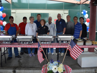 2014 East Valley LAPD Officer Appreciation Day