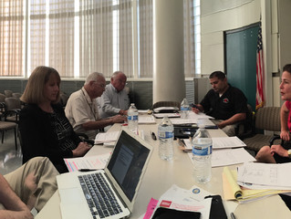 East Valley PALS Board Meeting