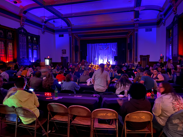 2019 Monster Ball Drag Extravaganza hosted by the Ross County AIDs Task Force