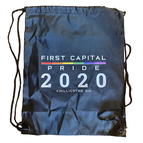 PRIDE 2020 Drawstring Bag
