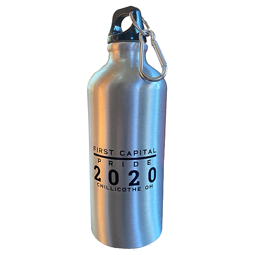PRIDE 2020 Water Bottle