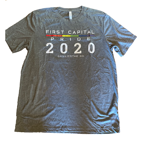 PRIDE 2020 Tee (Get 2 for $20!)
