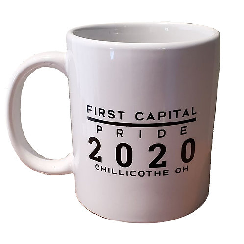 PRIDE 2020 Coffee Mug