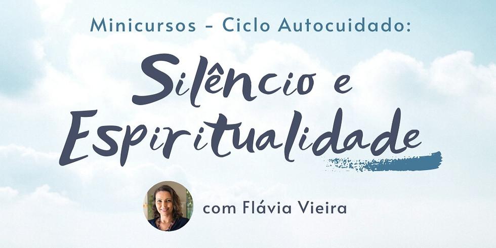 Minicurso: Silêncio e Espiritualidade