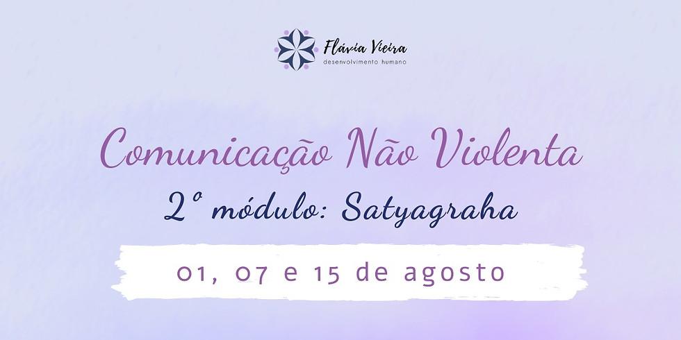 Workshop Comunicação Não Violenta - MÓDULO 2