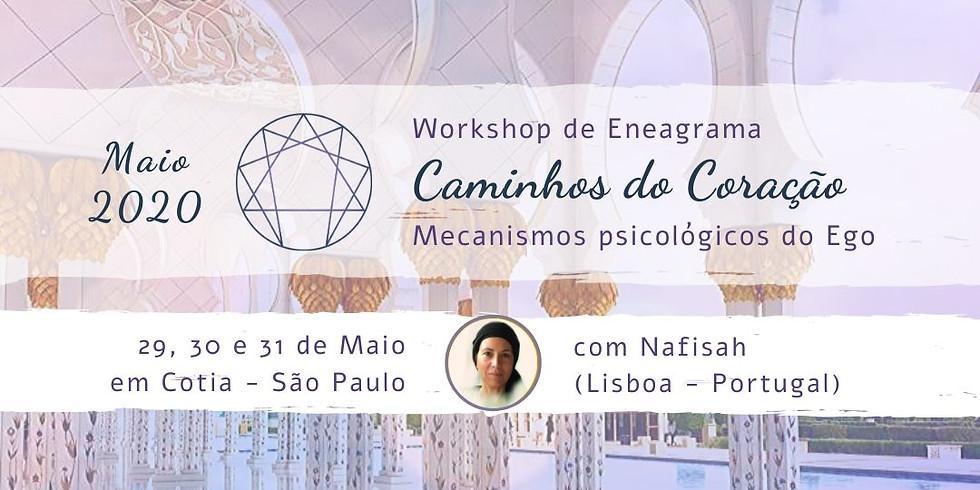 Workshop de Eneagrama - Caminhos do Coração