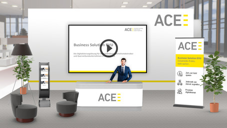 ACE Solutions an der Digital EXPO