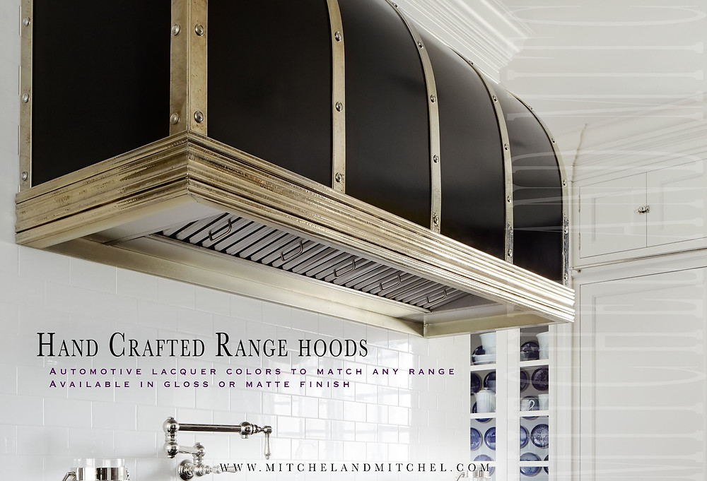 mitchel and mitchel Kitchen Range hoods chicago