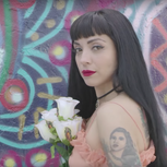 """""""Amárrame"""" by Mon Laferte from Chile and Juanes from Colombia"""