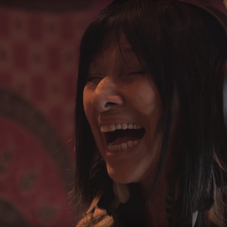 """""""You Got To Run (Spirit of the Wind)"""" by Buffy Sainte-Marie and Tanya Tagaq from Canada"""