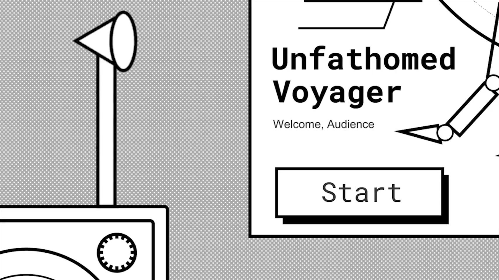Unfathomed Voyager