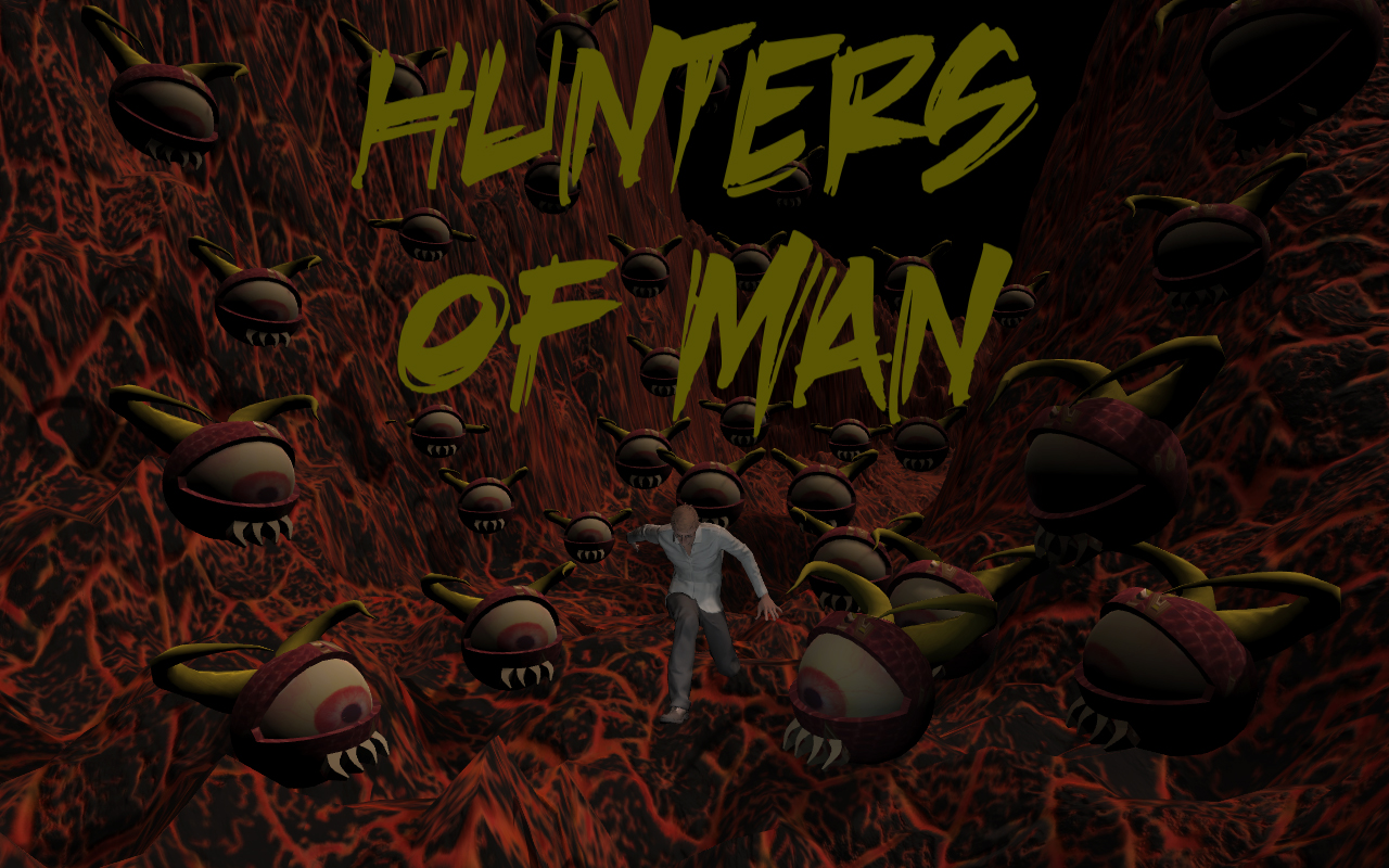 Hunters Of Man