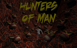 Hunters Of Man