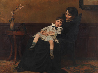 Eliza Cecilia Beaux (1855–1942)