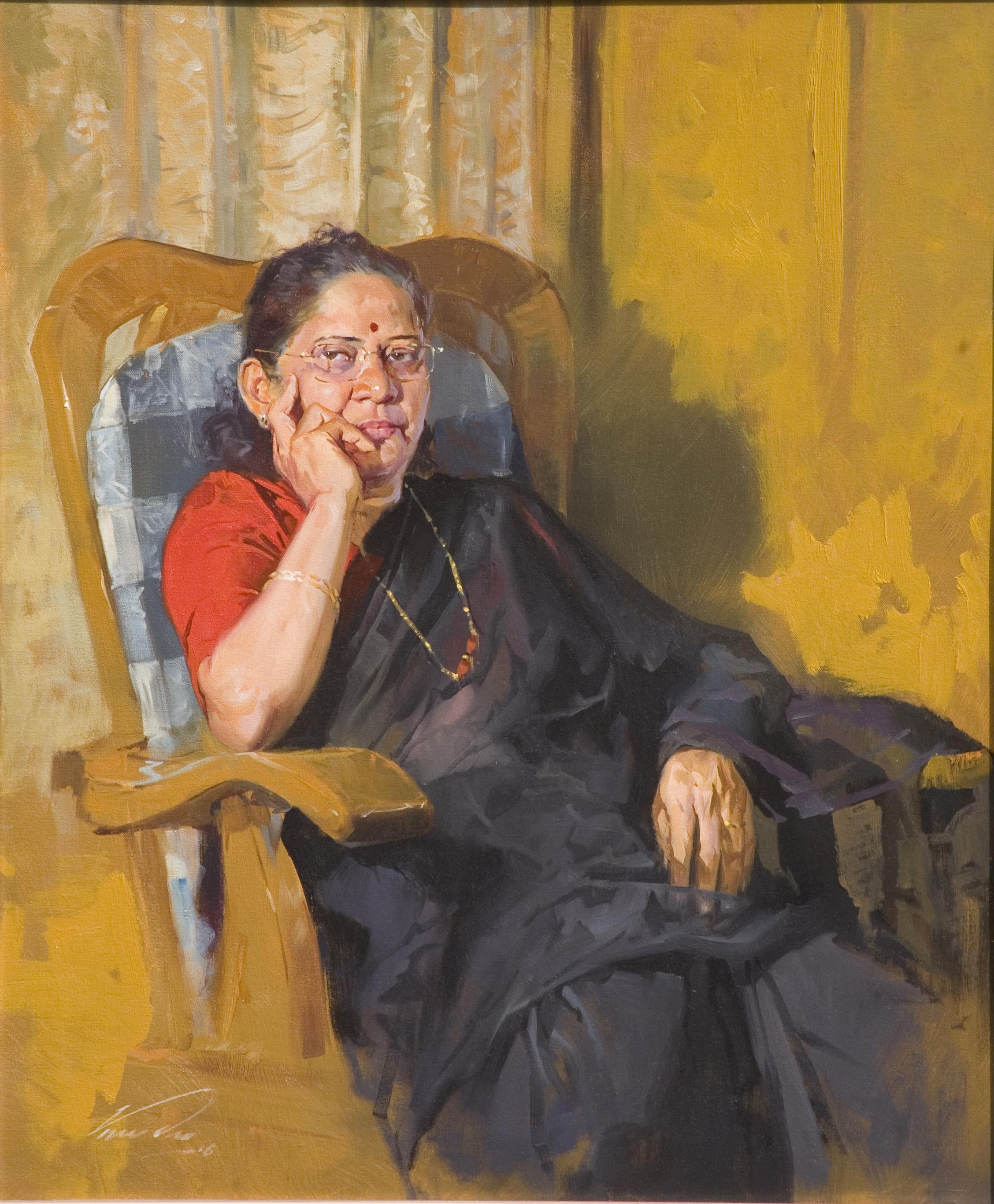 2006- Vasudeo Kamath