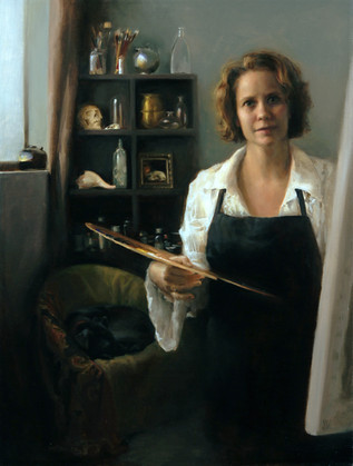 Contemporary Female Artist: Sadie Valeri