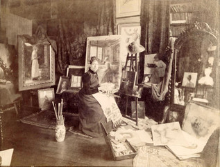 A Portrait of Perseverance and Excellence: Anna Klumpke (1856-1936)