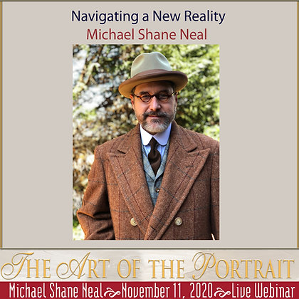 MICHAEL SHANE NEAL: Navigating a New Reality