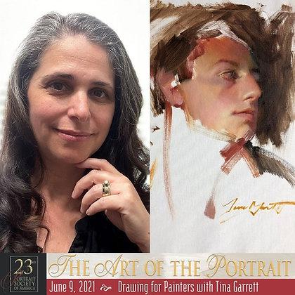 TINA GARRETT: Drawing for Painters