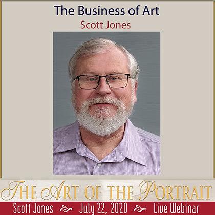 SCOTT JONES: The Business of Art