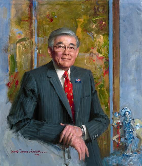 Everett Raymond Kinstler
