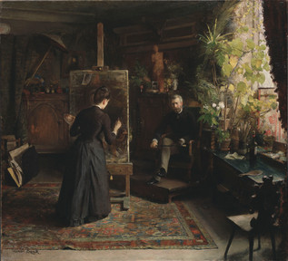 An Introduction to Bertha Wegmann