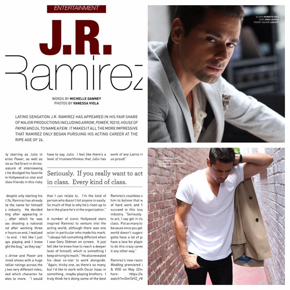 JR Ramirez