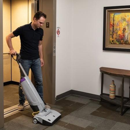 Proteam Upright Vacuum