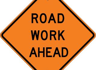 """Stop and Go"" Roadworks Meditation"