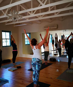 Simply being ZenGuiding yoga