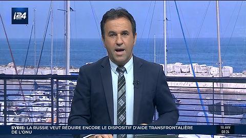 i24 news Ackermann Emile Myriam Base Paris Ayeka