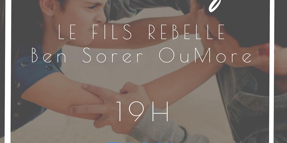 12/04 - Etude : le fils rebelle, ou Ben Sorer OuMore