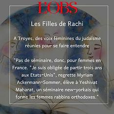 Emile Ackermann Myriam Ackermann Ayeka Kol Elles Kol-Elles Orthodoxie Moderne Torah Paris Juif Judaisme France Rabbin Femme