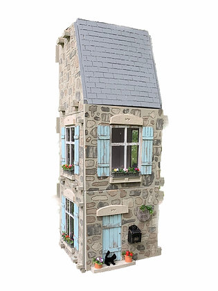 1:12 Scale 3 Storey MiniMolly Dollhouse - FREE SHIPPING!!!