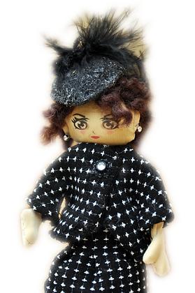 Minimollydollhouse Doll Aunty