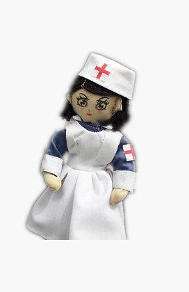 Minimollydollhouse Doll Nurse