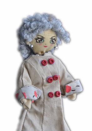 Copy of Minimollydollhouse Doll Grandma