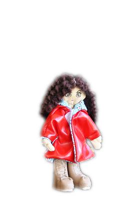 Minimollydollhouse Doll Girl