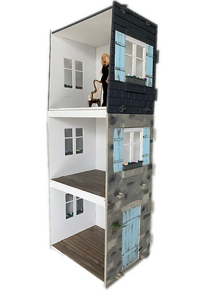 Dollhouse French Provincial 1:6
