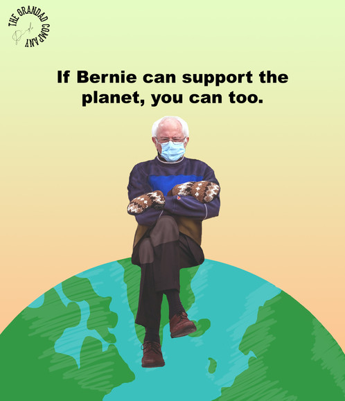 Bernie Sanders Supports The Planet