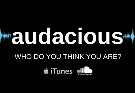 Audacious Podcast is Live!!!